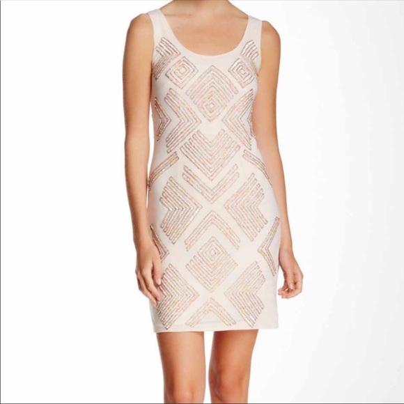 8aa30ccca58 French Connection Dresses   Confetti Grid Sleeveless Dress   Poshmark
